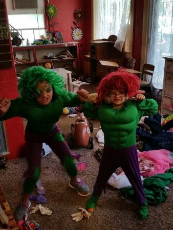 Storiebook Cafe: Hulks