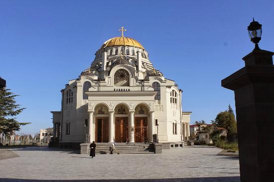 Poti, Georgia: Кафедральный собор