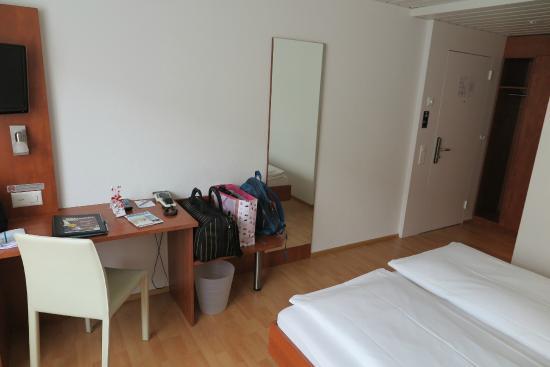 Sorell Hotel Aarauerhof: chambre