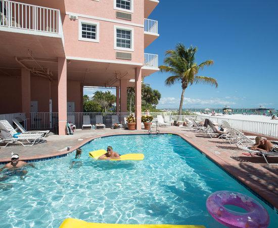 Tiki On The Beach Fort Myers Beach Fl