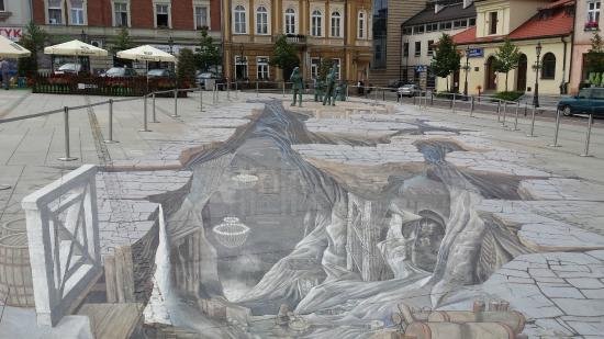 Wieliczka, Poland: Solny świat