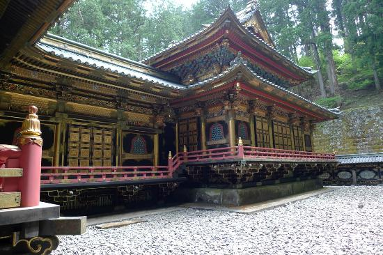 Taiyuinbyo Shrine. - Picture of Taiyuimbyo Shrine, Nikko - TripAdvisor