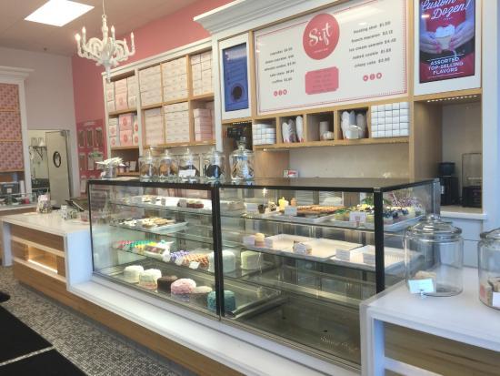 sift cupcake and dessert bar