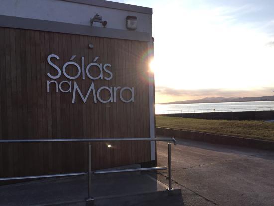 Ring, Irlanda: Solas na Mara Helbhic Seaweed Baths
