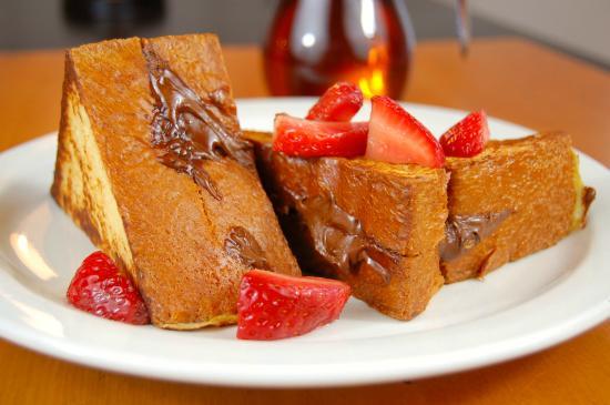 Penelope : Nutella French Toast
