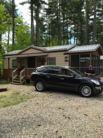 Foto de Wagon Wheel RV Campground and Cabins
