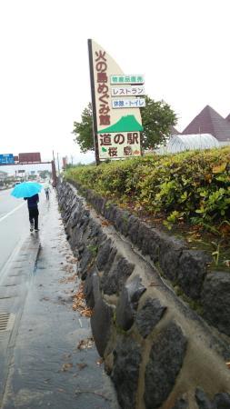 Sakurajima Michi-no-Eki: 道の駅桜島
