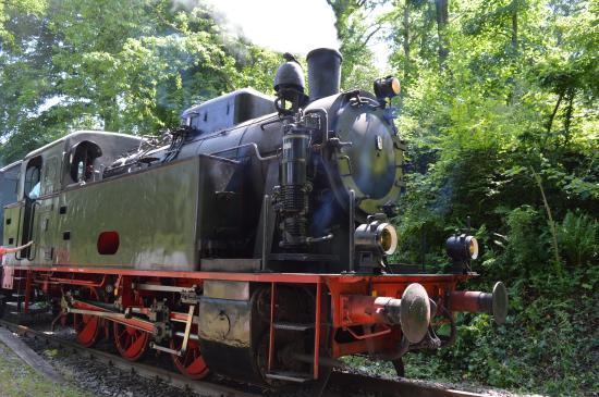 Hespertalbahn Museumseisenbahn Essen