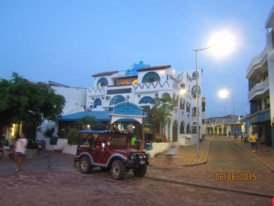 Casa Blanca from the piet