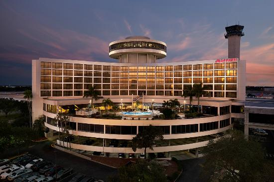 Tampa Airport Marriott: Exterior