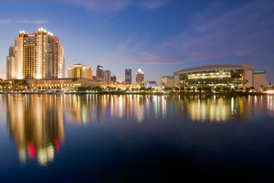Tampa Marriott Waterside Hotel & Marina
