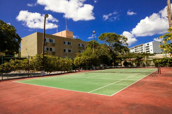 Tennis court picture of casa del mar cozumel hotel dive resort cozumel tripadvisor - Hotel casa del mar ...