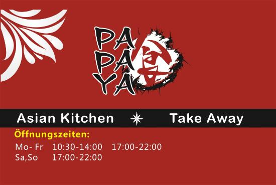 China Restaurant Papaya
