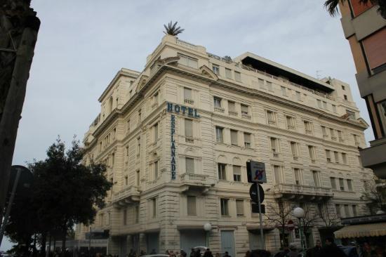 Esplanade Hotel: Hotel en Pescara