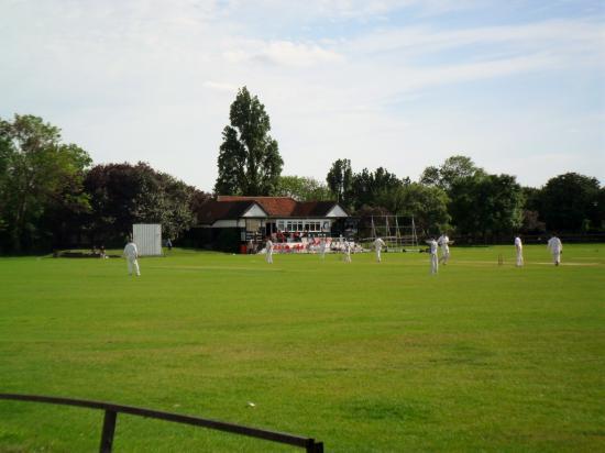 Cricket at Southchurch Park
