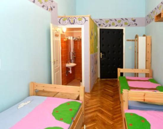 YOLO Hostel: Habitacion!