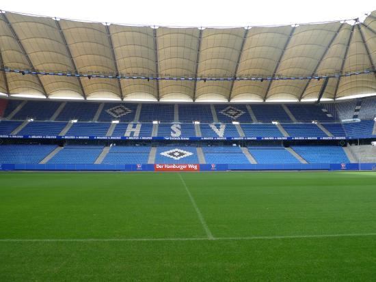 musem picture of volksparkstadion hamburg tripadvisor. Black Bedroom Furniture Sets. Home Design Ideas