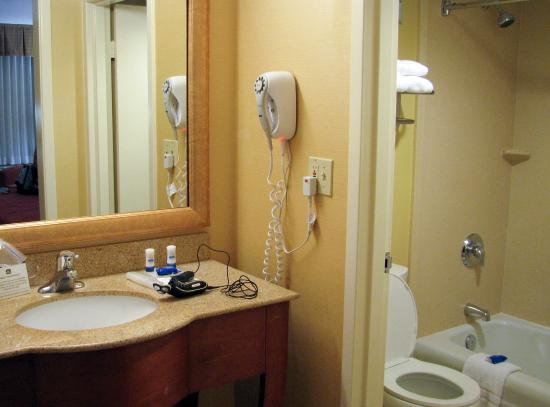 Best Western Culpeper Inn: Bathroom