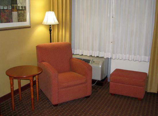 Best Western Culpeper Inn: Sitting Area