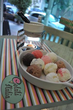 Photo of Italian Restaurant Gelati Italia at Rua Dos Pinheiros, 275, Sao Paulo 05422-010, Brazil