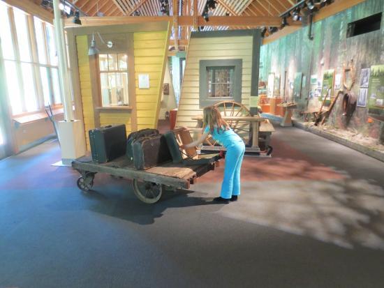 Tillamook Forest Center Museum