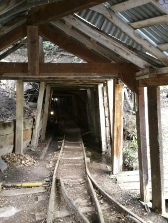 Bachelor - Syracuse Mine Tour : Mine Entrance