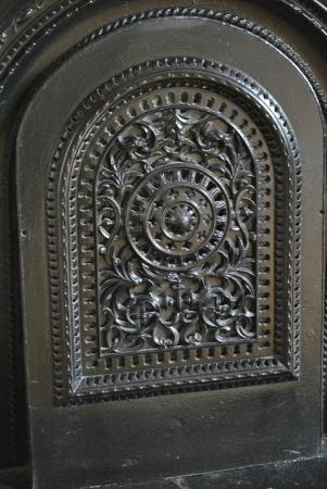 Pictou, Canada: Fireplace Grate