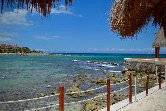 Dreams Puerto Aventuras Resort Spa View Of Lagoon