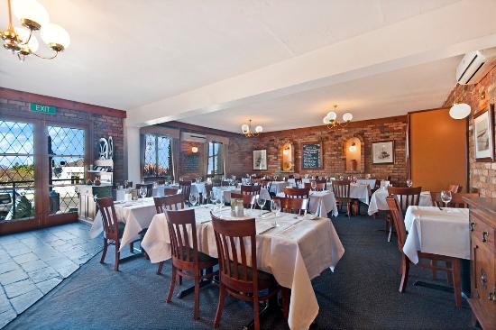 Breakers Restaurant: Restaurant floor
