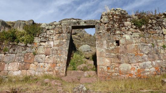 Huaytara, Peru: Parte del complejo