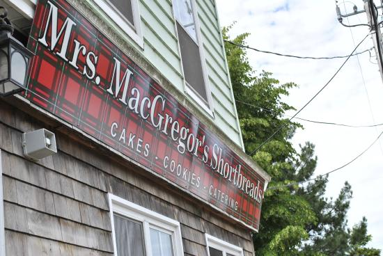 Pictou, Canada: Mrs. MacGregor's