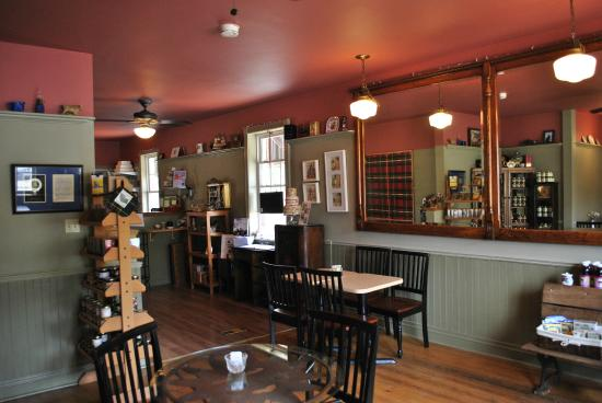 Pictou, Canada: Tea Room