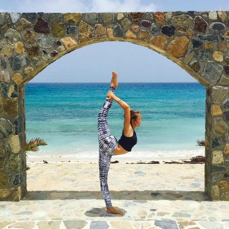 Cole Bay, St Martin / St Maarten: Joga | Yoga Studio and Juice-A-Teria