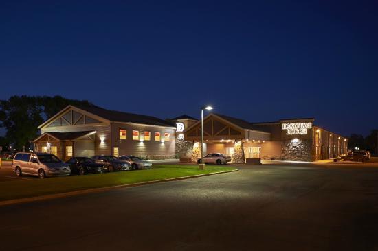Dakotah Lodge: Located at Exit 82 off I 29