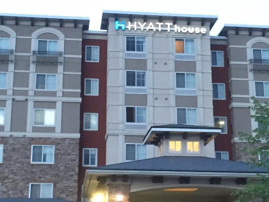 Front View Hyatt House