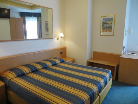 Hotel Brione: comfortable room