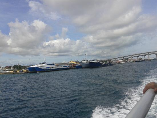 Fast Ferry Nassau To Harbour Island