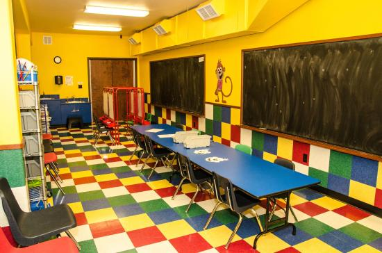 Birthday Parties At Little Monkey Bizness The Art Room Is Stocked With Supplies Included For Use