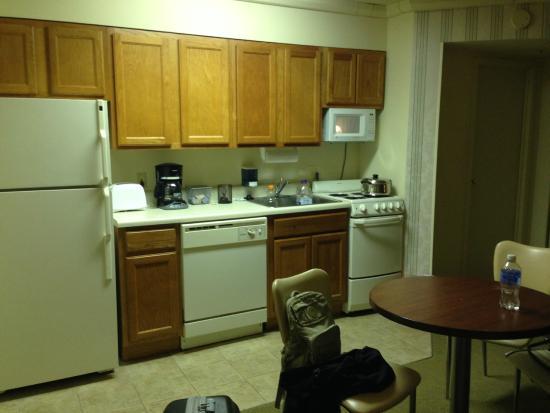 Georgetown Suites: Como em casa