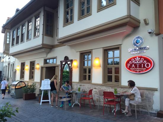 Patio Restaurant Antalya Restaurant Reviews Phone