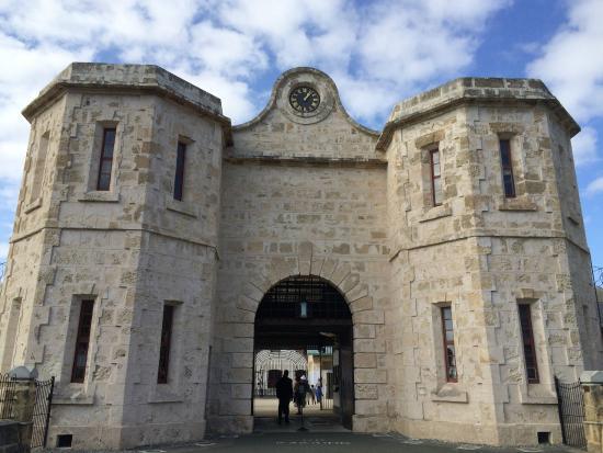 Fremantle Gaol Tours