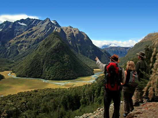 Guided Walks New Zealand