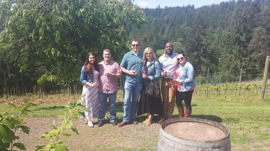 Summit Wine Tours