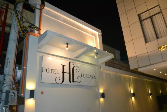 Hotel Lorenza: Me and Lorenza