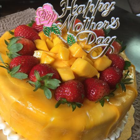 Brilliant Tt Mango Cake Picture Of Tt Supermarket Surrey Tripadvisor Funny Birthday Cards Online Hetedamsfinfo