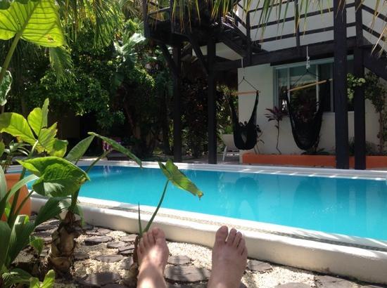 Villas Geminis Boutique Condo Hotel : piscine