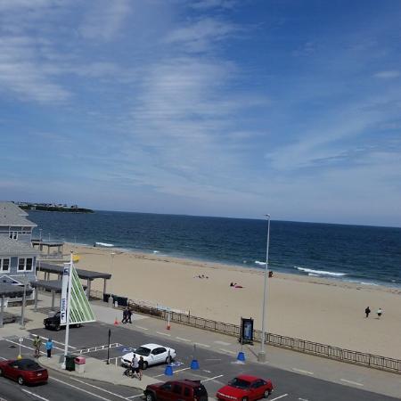 Sea Ketch Restaurant And Outdoor Decks 3rd Floor Looking Towards North Beach Rye