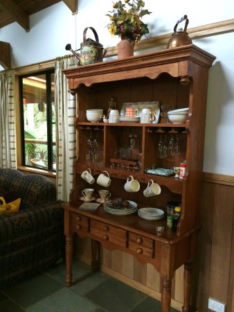 Sharlynn B&B: Coffee and tea facilities