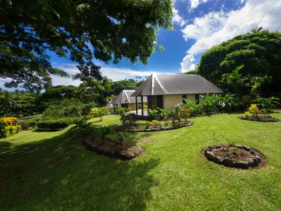 Taveuni Dive Resort: Resort Grounds