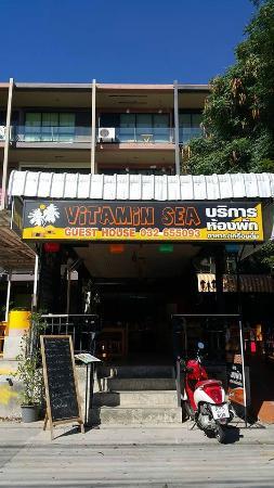 Vitamin Sea Guest house